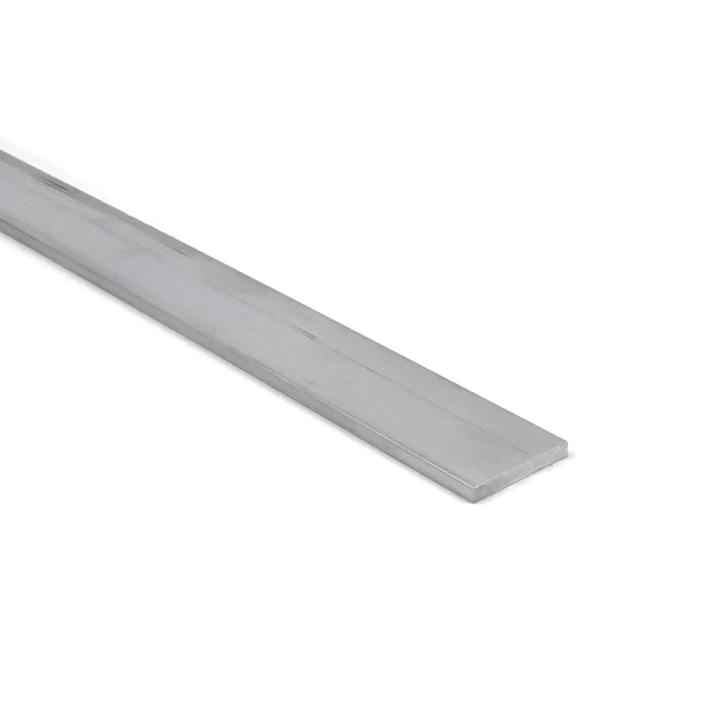 "8/'/' length 1//4/"" x 3/'/' Aluminum 6061 Flat Bar Mill Stock Sheet Plate"